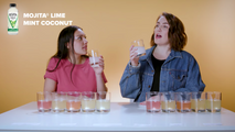 People Try To Guess Delicious Probiotic Drink Flavors