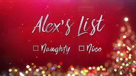 Alex Naughty & Nice