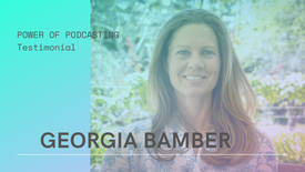 Georgia Bamber - Business Coach and Speaker
