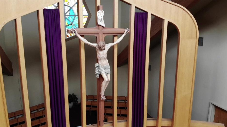 5th Sunday of Lent Year B