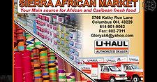 Columbus African Shops