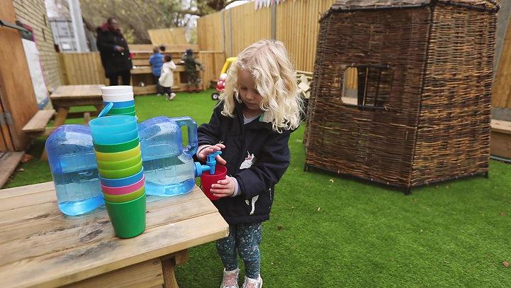 Acorn to Oak Nursery and Preschool Video