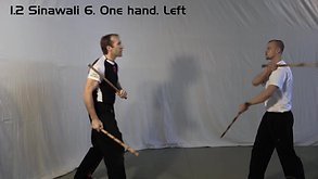 1_2 Sinawali 6 Mirror_ Complementary_ One hand principle - HD 1080p Video Sharing
