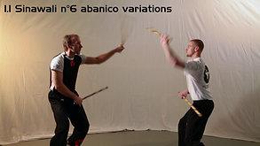 1_1 Sinawali 6 Abanico variations - HD 1080p Video Sharing