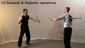 1_3 Sinawali 6 Redondo variations - HD 1080p Video Sharing