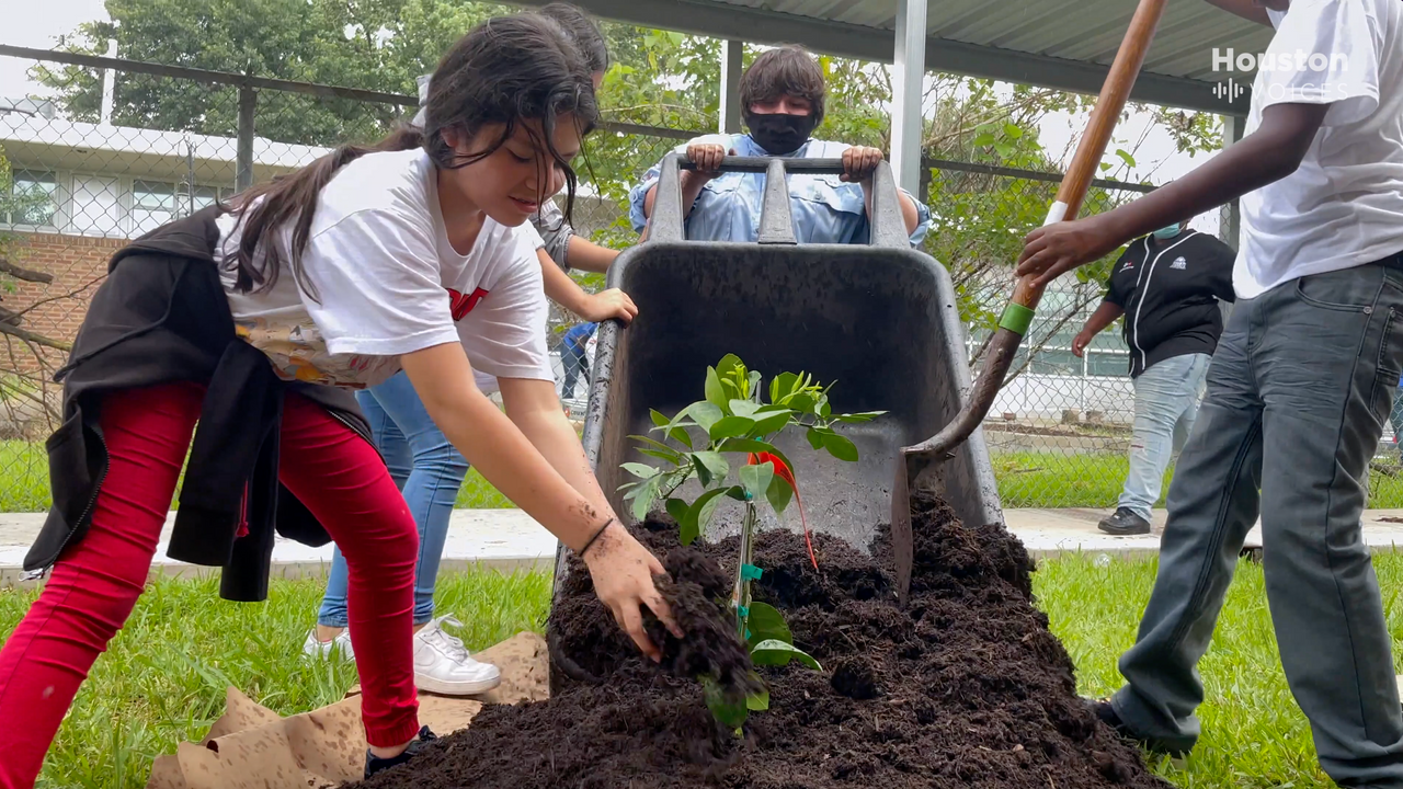 Building Community: Pleasantville Elementary School