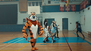 Frosted Flakes Mission Tiger - Chant