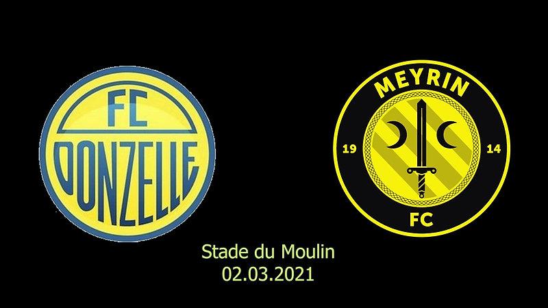 FC Donzelle-Meyrin FC