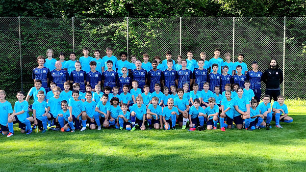 Camp FC Donzelle
