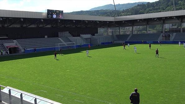 Finale de la coupe suisse 2018 U18 SFC-GC