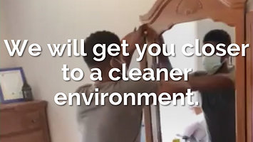 Cleaning is More Than Just Cleaning