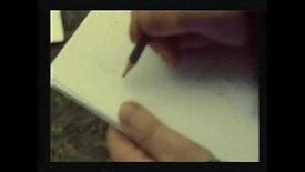 Digital-VHS Haiku writing process