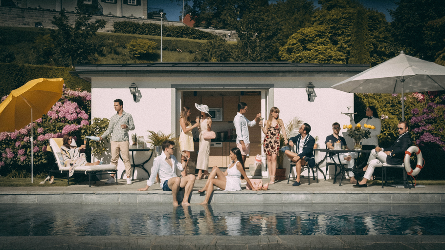 ANDREW & COLE | LA VIE EN BREEZE