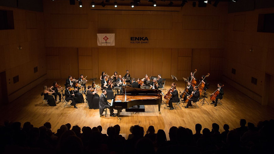 Orkestra Akademik Başkent Konserleri