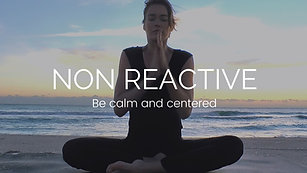 NON REACTIVE