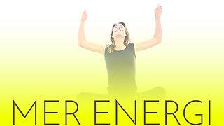 Mer energi