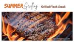 Video Recipe: Marinated Flank Steak