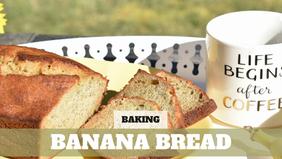Free Course Bannana Bread