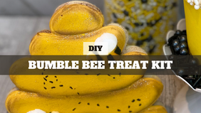 FREE Video: Bumble Bee Treat Kit