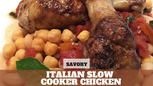 Free Video: Italian Chicken