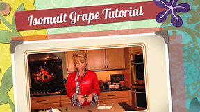 Paid Video: How to create Isomalt Grapes
