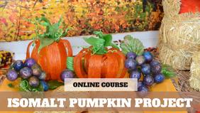 Paid Video Preview: Isomalt Pumpkin