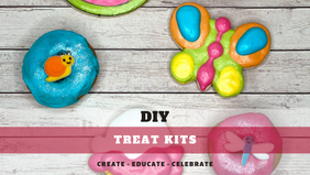 Ready to Create with our Treat Kits?
