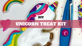 FREE Video: Unicorn Treat Kit