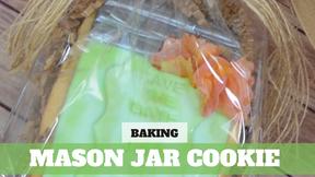 Paid Video: Create a Mason Jar Cookie