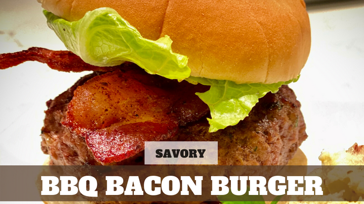 Free Video: BBQ Bacon Burgers