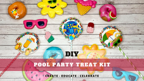 Create a Pool Party!