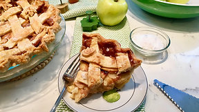 VOD: Salted Caramel Apple Pie