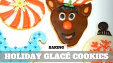 Free Video: Glacé Cookies