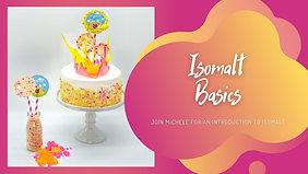 Class Preview: Isomalt Basics