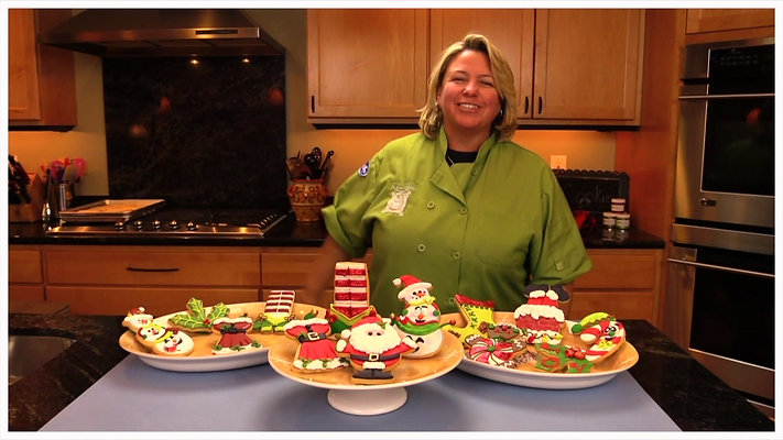 Class Preview: Holiday Cookies