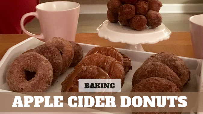 Free Video: Apple Cider Doughnuts