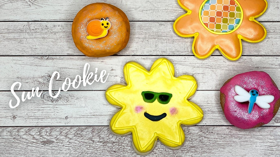 DIY Kit: Sun Cookie