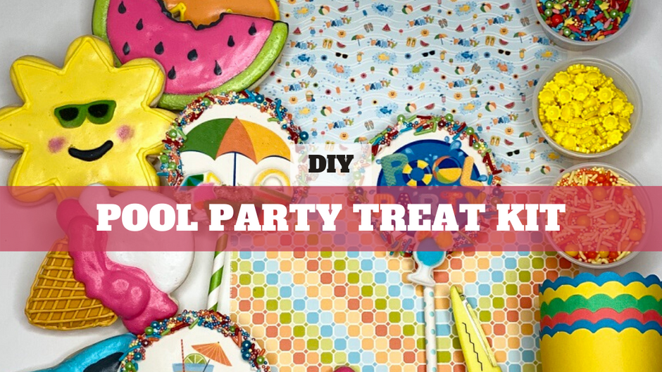 Pool Party Treat Kit