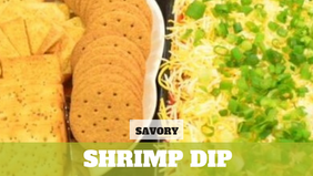 Free Video: Shrimp Dip