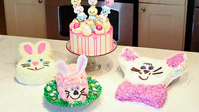 Free Video: Old Fashion Easter Cake