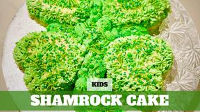 Free Video: Shamrock Cakes