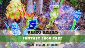Fantasy Frog Cake Trailer
