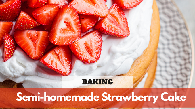 Paid Video Preview: Strawberry Cake