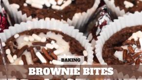 Free Video: Brownie Bites
