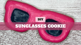FREE Video: Sunglasses Cookies