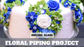 Paid Video Preview: Flower Piping