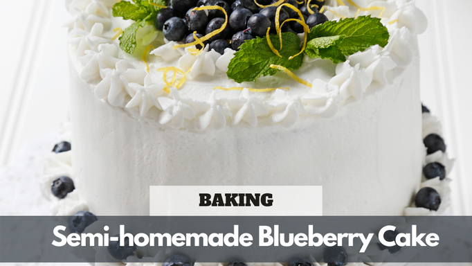 Paid Video Preview: Blueberry Cake