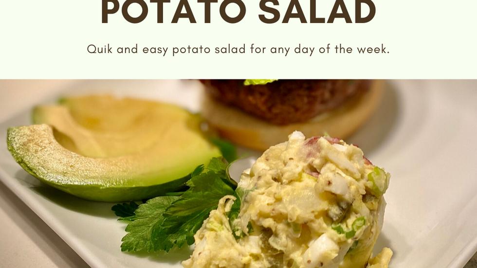 Free Video: Potato Salad