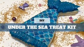 FREE Video: Under the Sea Treat Kit