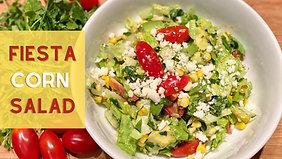Recipe Video: Fiesta Corn Salad